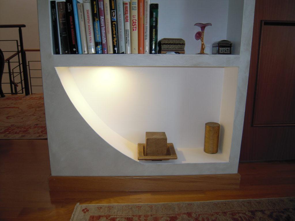 pareti attrezzate